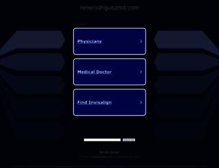 renerodriguezmd.com screenshot