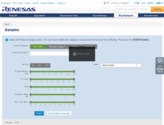 renesassamples.com screenshot