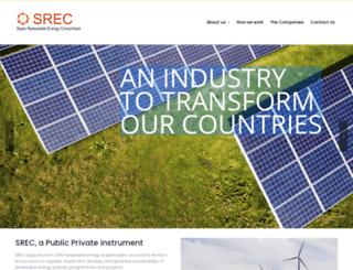 renewableconsortium.com screenshot