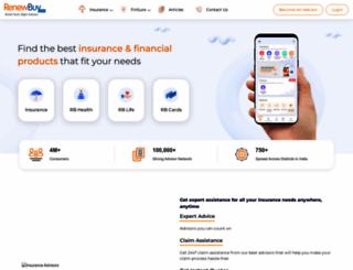 renewbuy.com screenshot