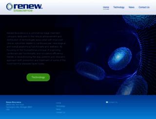 renewecpusa.com screenshot