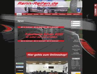 renn-reifen.de screenshot