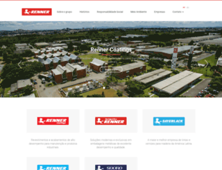 renner.com.br screenshot