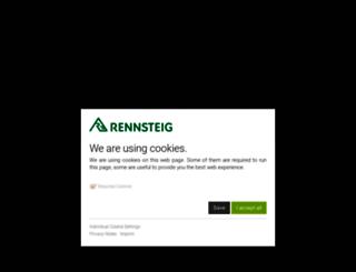 rennsteig.com screenshot
