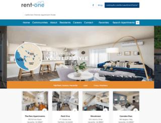rent-one.com screenshot