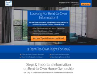 rent2owndeals.com screenshot