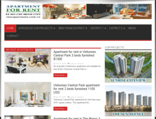 rentapartment.com.vn screenshot