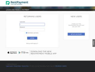 rentmatic.com screenshot