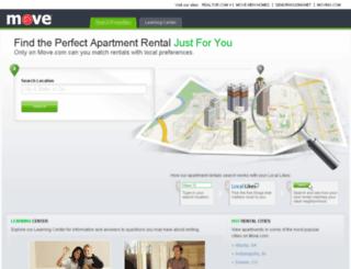 rentnet.com screenshot