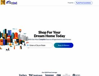 rentown.net screenshot