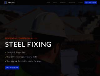 reofast.com.au screenshot