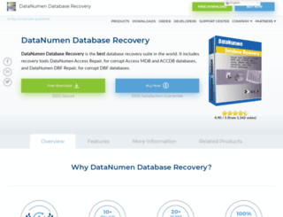 repair-database.com screenshot