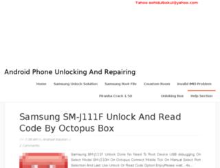 repairandroidphone.blogspot.com screenshot