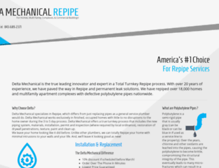 repipe-usa.com screenshot
