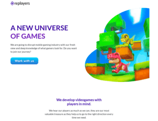 replayers.com screenshot