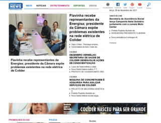 reportagemnews.com.br screenshot