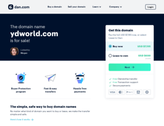 reporting.ydworld.com screenshot