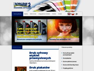 reprograf.info.pl screenshot