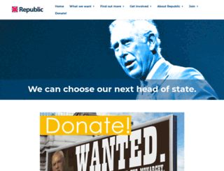 republic.org.uk screenshot