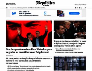 republica.com screenshot