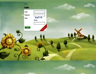 rescator.cm screenshot