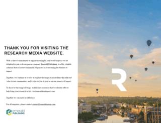 researchmedia.com screenshot