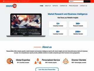 researchmoz.us screenshot