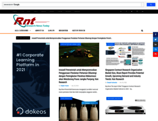 researchnewstoday.com screenshot