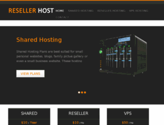 resellerhostingworld.com screenshot