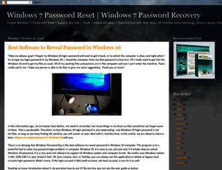 resetwindows7passwords.blogspot.com screenshot