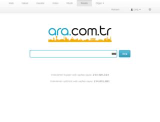 resim.ara.com.tr screenshot