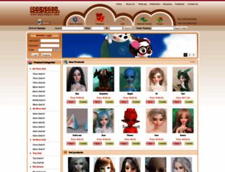 resinsoul.com screenshot