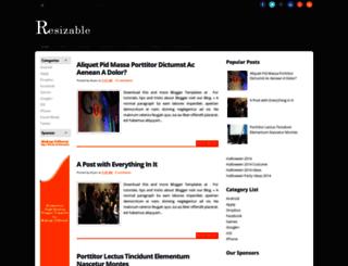 resizable-bt.blogspot.in screenshot