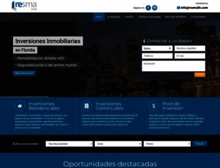 resmallc.com screenshot