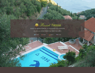 resortpanorama.com screenshot