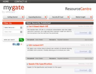 resource.mygateglobal.com screenshot