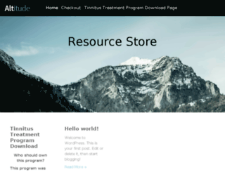 resourcestore.jenniferbattaglino.com screenshot