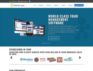 respax.com.au screenshot