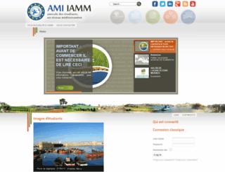 ressources.ciheam.org screenshot