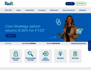 rest.com.au screenshot