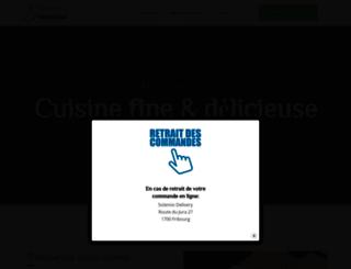restaurant-solemio.ch screenshot