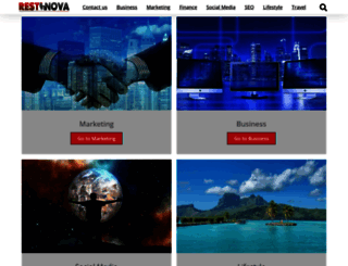 restnova.com screenshot