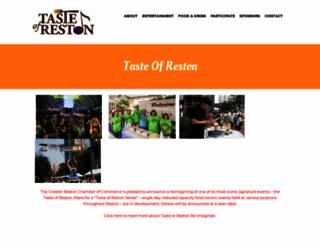 restontaste.com screenshot