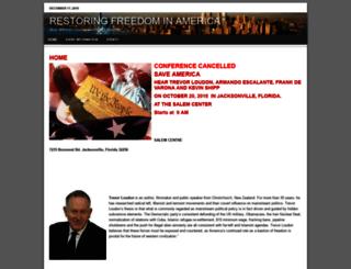 restoringfreedominamerica.org screenshot