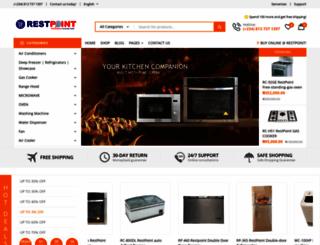 restpoint.com.ng screenshot