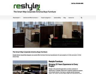 restyle.com screenshot