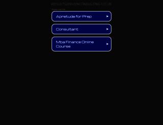 resultsdrivenconsulting.co.uk screenshot
