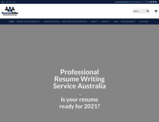 resume experts brisbane