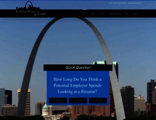reswriter.com screenshot