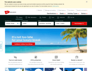 retail.virginholidays.co.uk screenshot